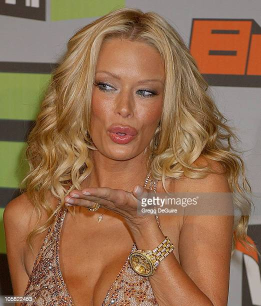Jenna Jameson during VH1 Big in '06 Arrivals at Sony Studios in Culver City California United States