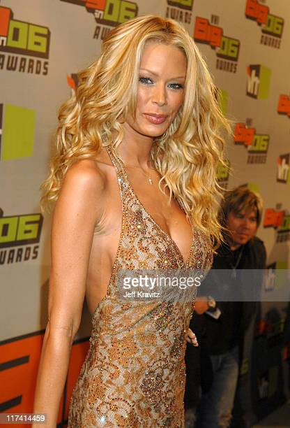 Jenna Jameson during VH1 Big in '06 Red Carpet at Sony Studios in Culver City California United States