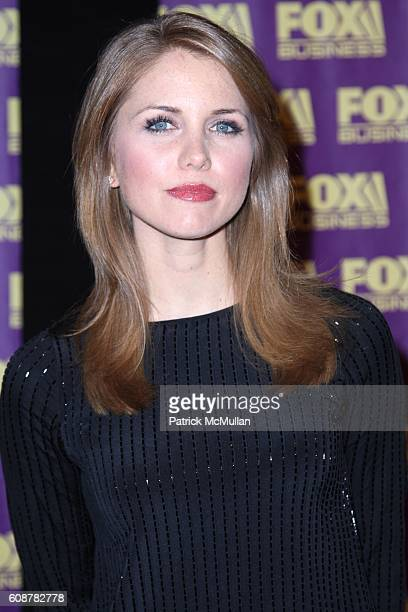 Jenna Lee attends A Celebration for the Launch of THE FOX BUSINESS NETWORK at Temple of Dendur on October 24 2007 in New York City