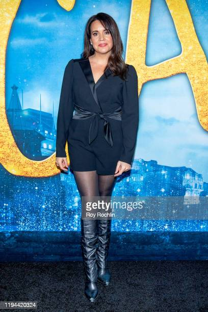 """Jenna Leigh Green attends the """"Cats"""" World Premiere at Alice Tully Hall, Lincoln Center on December 16, 2019 in New York City."""
