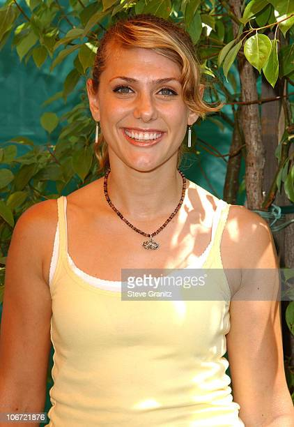 Jenna Lewis at the 2004 Target A Time for Heroes Celebrity Carnival to benefit the Elizabeth Glaser Pediatric AIDS Foundation