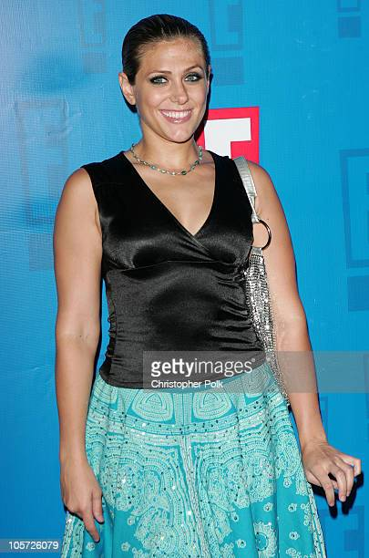 Jenna Lewis during E Entertainment Television's 2005 Summer Splash Event Arrivals at Tropicana Bar at the Roosevelt Hotel in Hollywood California...