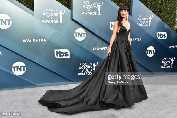 Jenna Lyng Adams attends the 26th Annual Screen ActorsGuild Awards at The Shrine Auditorium on January 19 2020 in Los Angeles California 721430