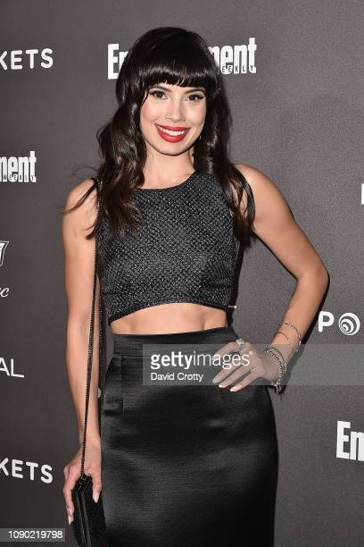 Jenna Lyng Adams attends the Entertainment Weekly PreSAG Party Arrivals at Chateau Marmont on January 26 2019 in Los Angeles California