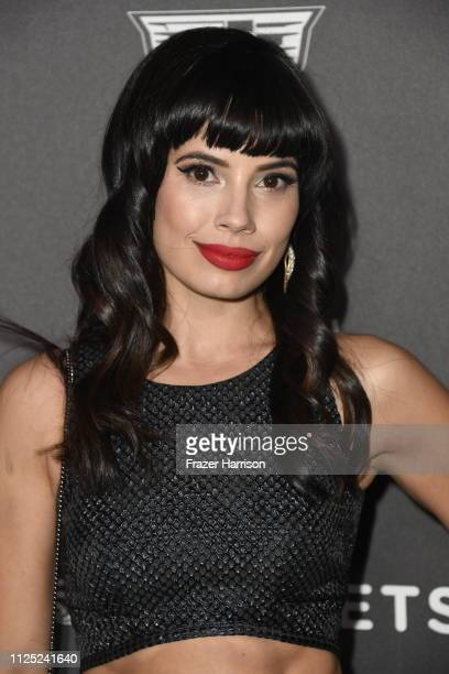 Jenna Lyng Adams attends the Entertainment Weekly PreSAG Party at Chateau Marmont on January 26 2019 in Los Angeles California