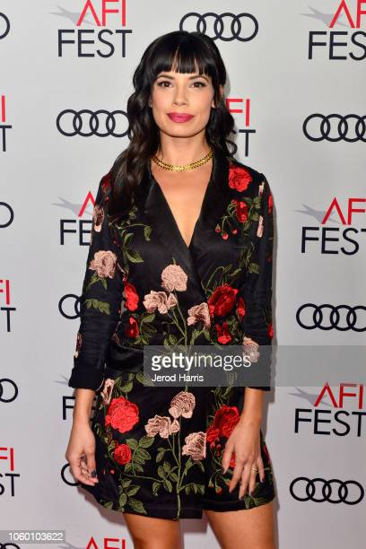 Jenna Lyng Adams attends the Gala Screening of The Kominsky Method at AFI FEST 2018 Presented By Audi at TCL Chinese Theatre on November 10 2018 in...