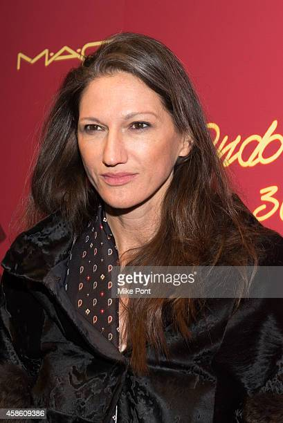 Jenna Lyons attends Indochine's 30th Anniversary Party at Indochine on November 7, 2014 in New York City.