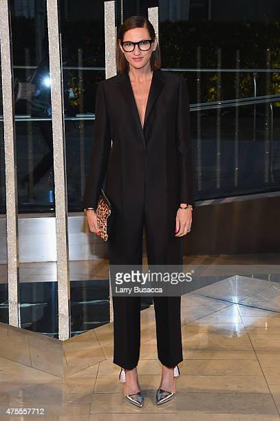Jenna Lyons attends the 2015 CFDA Fashion Awards at Alice Tully Hall at Lincoln Center on June 1 2015 in New York City