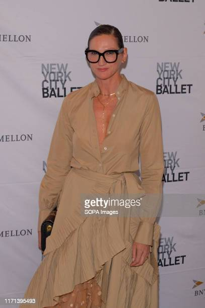 Jenna Lyons attends the 8th Annual New York City Ballet Fall Fashion Gala at David H. Koch Theater, Lincoln Center.