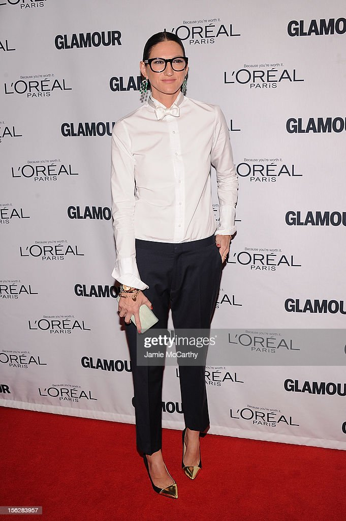 2012 GLAMOUR Women Of The Year Awards : News Photo