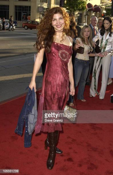 Jenna Mattison during Windtalkers Premiere at Grauman's Chinese Theatre in Hollywood California United States