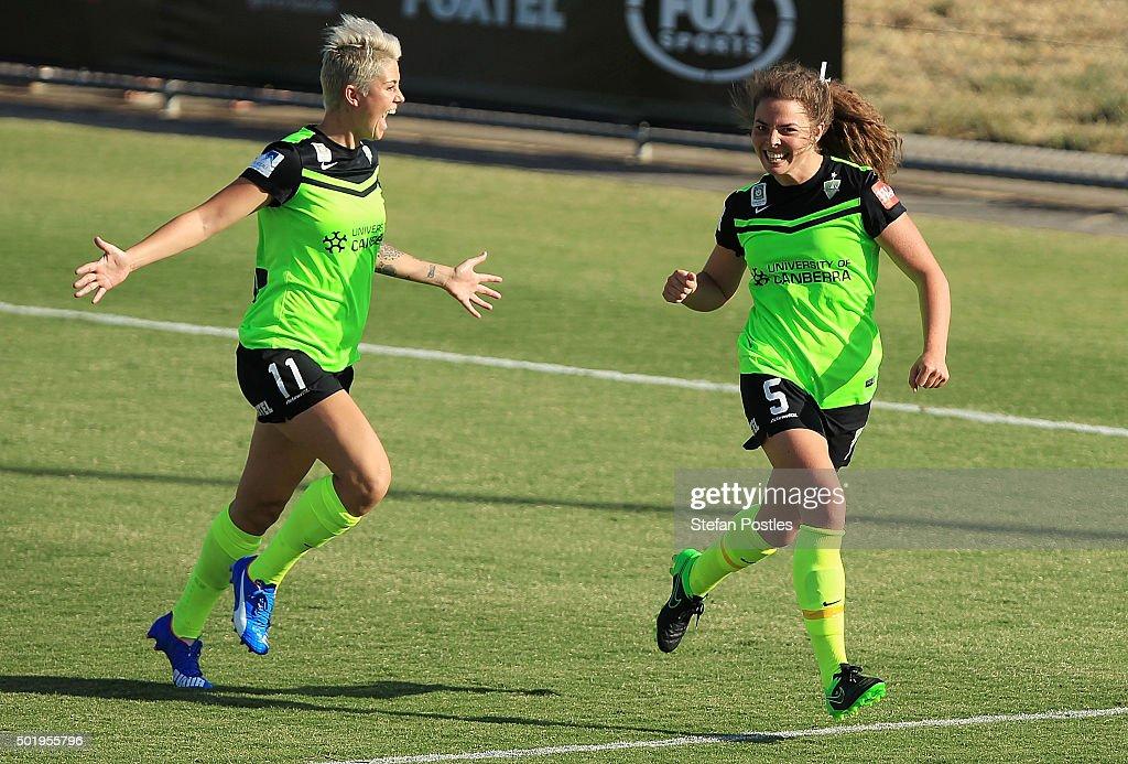 W-League Rd 10 - Canberra v Melbourne