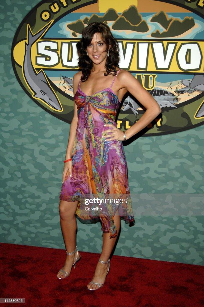 """""""Survivor: Palau"""" Finale/Reunion Show - Arrivals : ニュース写真"""