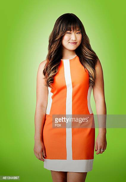 Jenna Ushkowitz as Tina in Season Five of GLEE airing Thursdays on FOX.