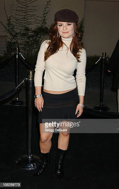 Jenna von Oy during Tupac Resurrection World Premiere at Cinerama Dome in Hollywood California United States