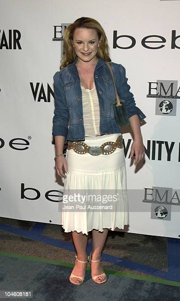 Jenna von Oy during Vanity Fair_Bebe_EMA Rock the Casbah Party at Les Deux Cafes in Hollywood California United States