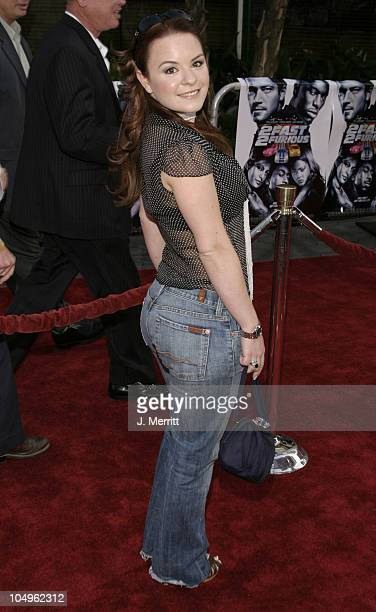 Jenna Von Oy during World Premiere of 2 Fast 2 Furious at Universal Amphitheatre in Universal City California United States