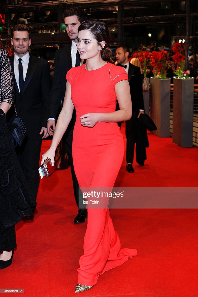 'Cinderella' Premiere - 65th Berlinale International Film Festival : News Photo