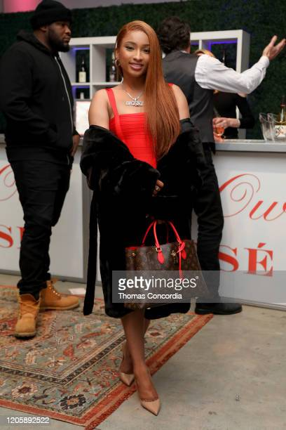 Jennaske attends Klarna STYLE360 Hosts Andy Hilfiger Presents Artistix By Greg Polisseni Presentation/See Shop on February 12 2020 in New York City