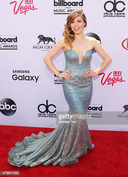 Jennette McCurdy arrives at The 2015 Billboard Music Awards held at the MGM Grand Garden Arena on May 17, 2015 in Las Vegas, Nevada.