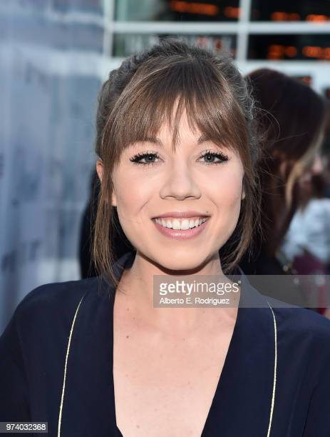 Jennettte McCurdy attends the premiere of Magnolia Pictures' Damsel at ArcLight Hollywood on June 13 2018 in Hollywood California