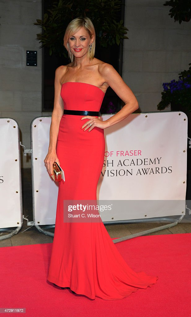 Jenni Falconer attends the After Party dinner for the House of Fraser British Academy Television Awards (BAFTA) at The Grosvenor House Hotel on May 10, 2015 in London, England.