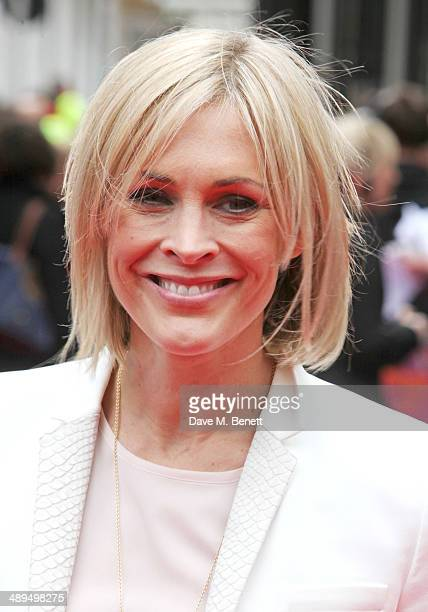Jenni Falconer attends the World Premiere of 'Postman Pat' at Odeon West End on May 11 2014 in London England