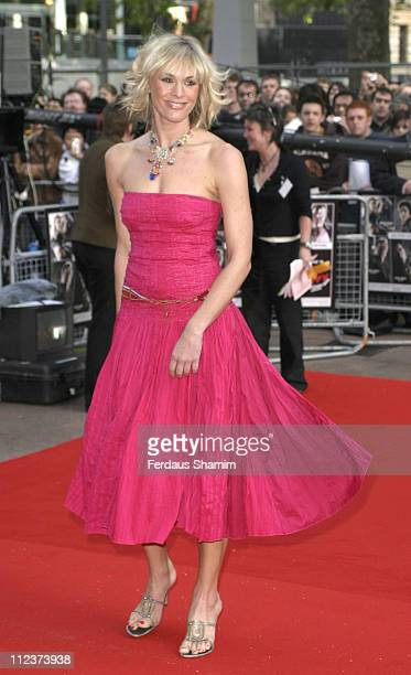 Jenni Falconer during Sin City London Premiere at Odeon West End in London Great Britain