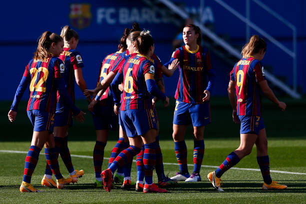 ESP: FC Barcelona v CD Sante Teresa - Primera Iberdrola