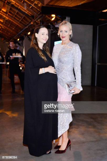 Jenni Kayne and Ali Taekman attend The 2017 Baby2Baby Gala presented by Paul Mitchell on November 11 2017 in Los Angeles California