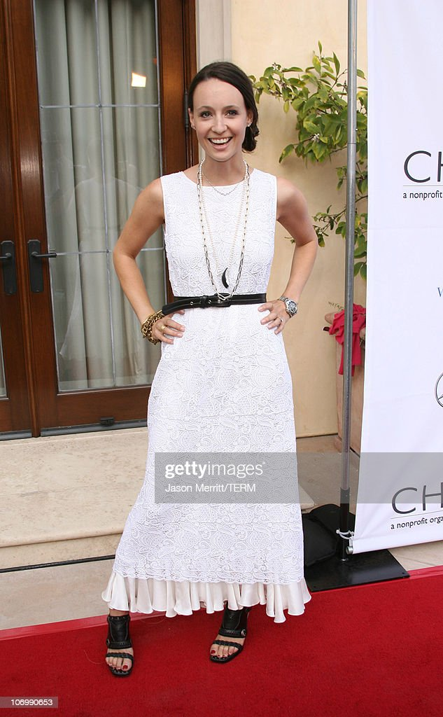 Jenni Kayne during Chrysalis' 5th Annual Butterfly Ball at The Italian Villa Carla & Fred Sands in Bel Air, California, United States.