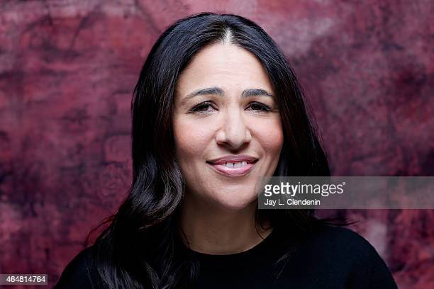 Jenni Konner is photographed for Los Angeles Times at the 2015 Sundance Film Festival on January 24 2015 in Park City Utah PUBLISHED IMAGE CREDIT...