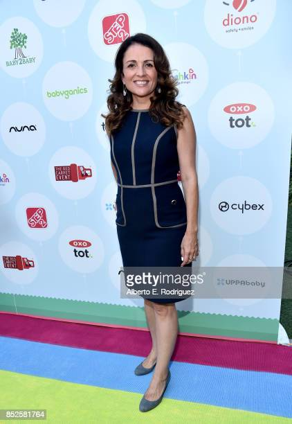 Jenni Pulos at Step 2 Presents 6th Annual Celebrity Red CARpet Safety Awareness Event on September 23 2017 in Culver City California
