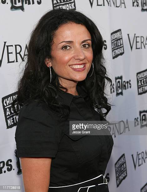 Jenni Pulos attends Veranda Magazine's opening night celebration of The House Of Windsor on June 29 2011 in Los Angeles California