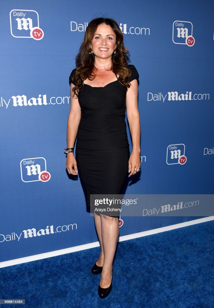 Jenni Pulos of 'Flipping Out' attends the DailyMail.com & DailyMailTV Summer Party at Tom Tom on July 11, 2018 in West Hollywood, California.