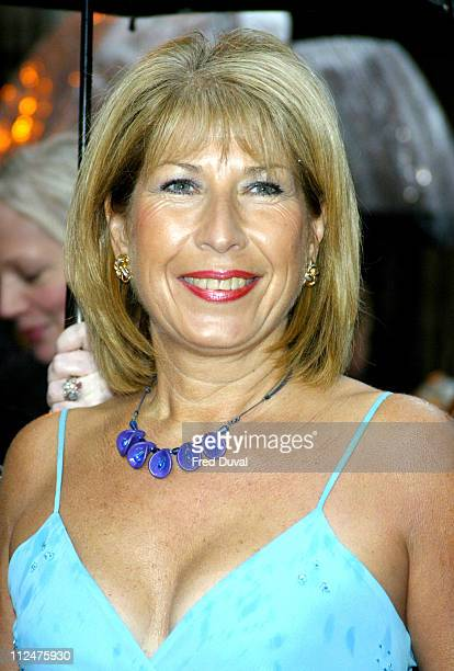 Jennie Bond during 50th Annual BAFTA Television Awards Arrivals at Grosvenor House Hotel in London Great Britain