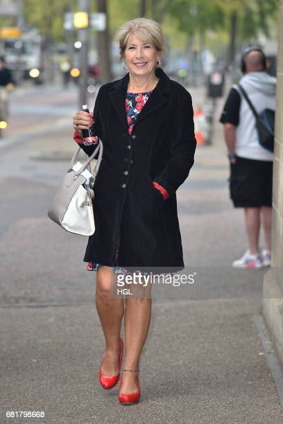 Jennie Bond seen at the ITV Studios on May 11 2017 in London England