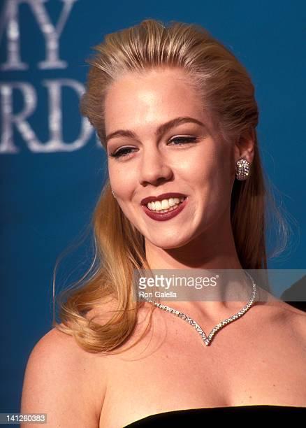 Jennie Garth at the 44th Annual Primetime Emmy Awards Pasadena Civic Auditorium Pasadena