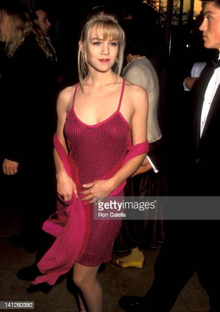 Jennie Garth at the 49th Annual Golden Globe Awards Beverly Hilton Hotel Beverly Hills