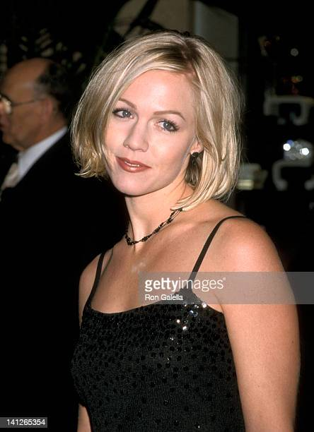 Jennie Garth at the Aaron Spelling Holiday Bash Beverly Hilton Hotel Beverly Hills