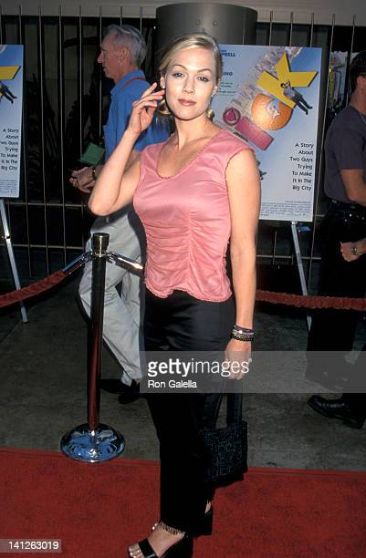 Jennie Garth at the Premiere of 'Trick' Egyptian Theater Hollywood
