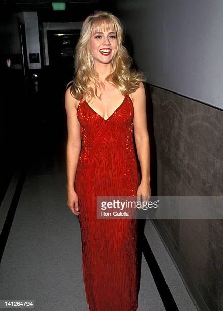 Jennie Garth at the Taping of Bob Hope's TV Special 'Bob Hope FriendsMaking New Memories' NBC Studios Burbank
