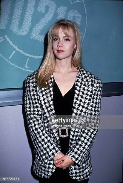 Jennie Garth circa 1992 in New York City