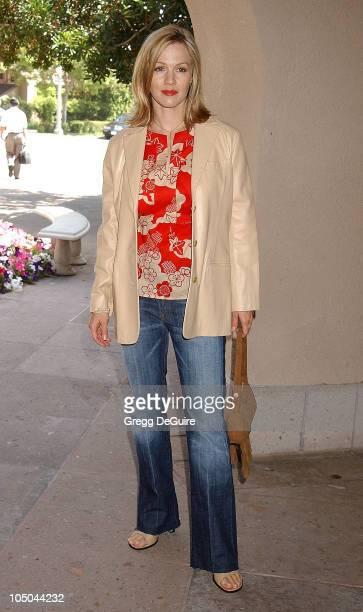 Jennie Garth during National Cable Telecommunications Association Press Tour at Ritz Carlton Pasadena in Pasadena California United States