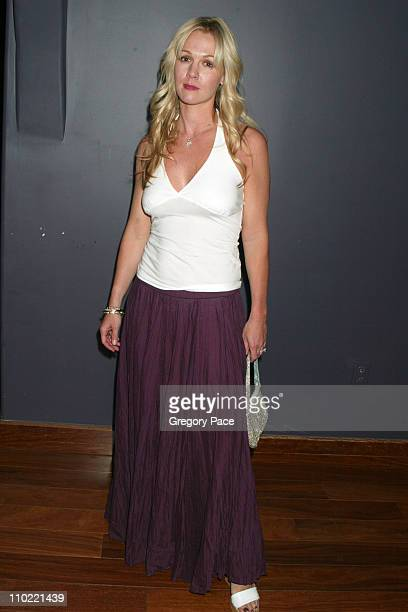 Jennie Garth during The Gersh Agency Celebrates New York UpFronts with Gotham Magazine Inside the Party at BED in New York City New York United States