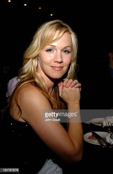 Jennie Garth during The Lili Claire Foundation's 7th Annual Benefit Gala Hosted by Matthew Perry - Show and Audience at Century Plaza Hotel in Los...
