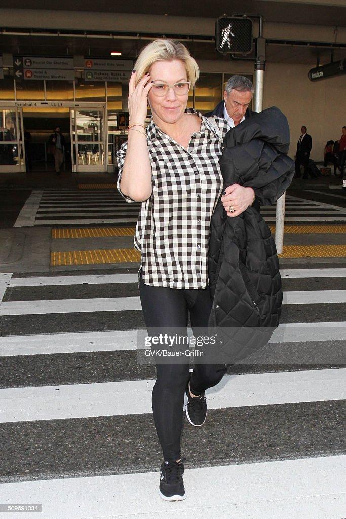 Celebrity Sightings In Los Angeles  - February 11, 2016