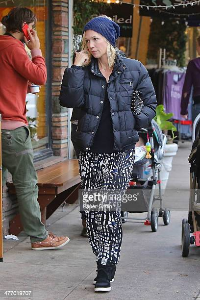 Jennie Garth is seen on November 29 2012 in Los Angeles California