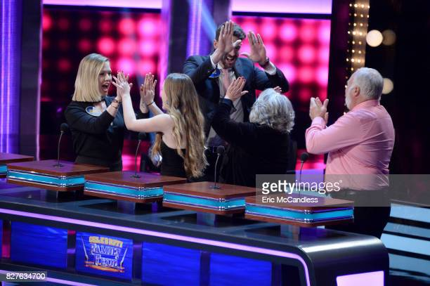 FEUD Jennie Garth vs Kyle Massey and Lee Brice vs Jerrod Niemann The celebrity teams competing to win cash for their charities feature the families...