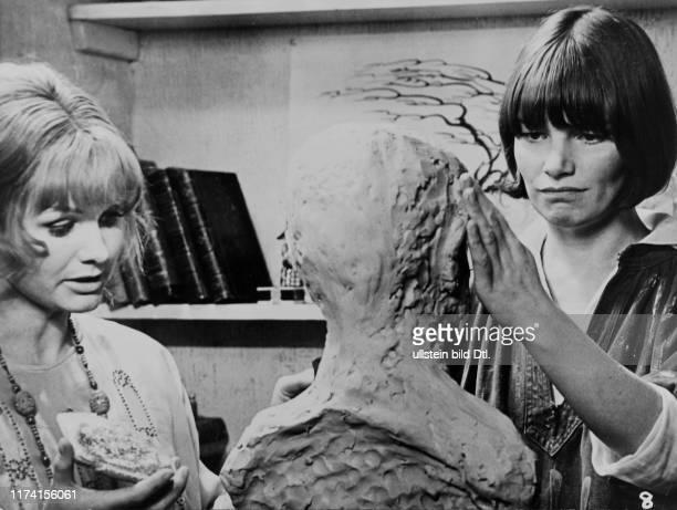 "Jennie Linden, Glenda Jackson in ""Women in Love"" 1969"